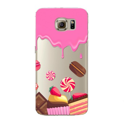 "Husa Samsung Galaxy S7 Edge ""SWEET SHOP"""