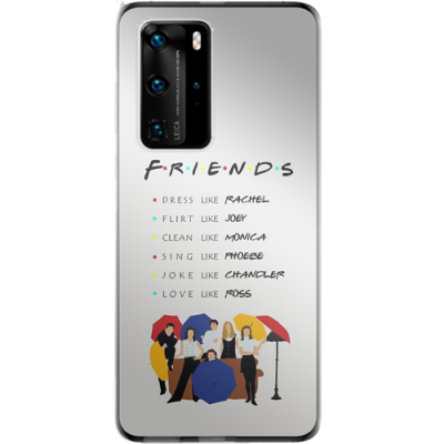 Husa Huawei FRIENDS UMBRELLA