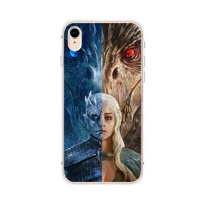 Husa iPhone XR Silicon Premium GAME OF THRONES