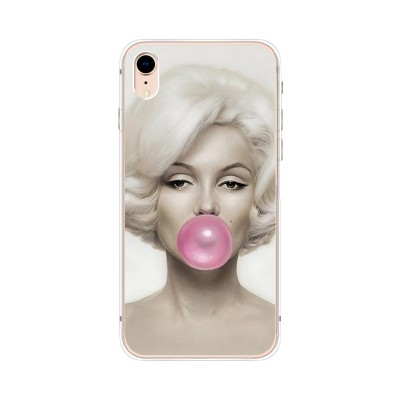 Husa iPhone XR Silicon Premium MARILYN MONROE BALLOON