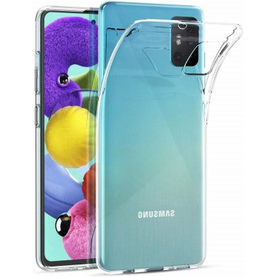 Husa Samsung Galaxy SILICON TRANSPARENT