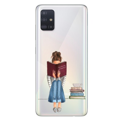 Husa Samsung Galaxy ONLY BOOKS TONIGHT