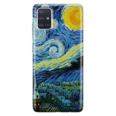 Husa Samsung Galaxy VAN GOGH - STARRY NIGHT