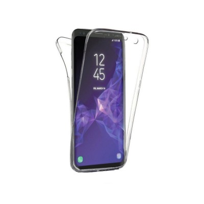 Husa 360 Grade Full Cover Compatibila Cu Samsung Galaxy A71 ,full Transparenta