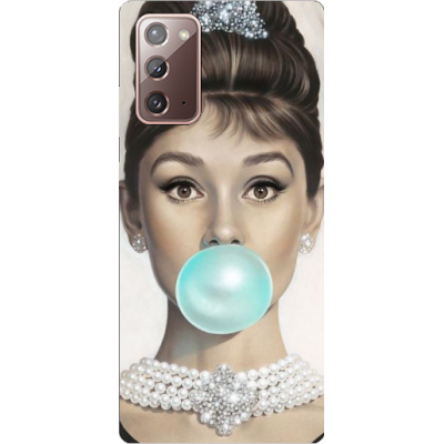 Husa Samsung Galaxy AUDREY HEPBURN BALLOON
