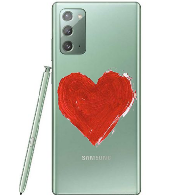 Husa Samsung Galaxy BIG HEART