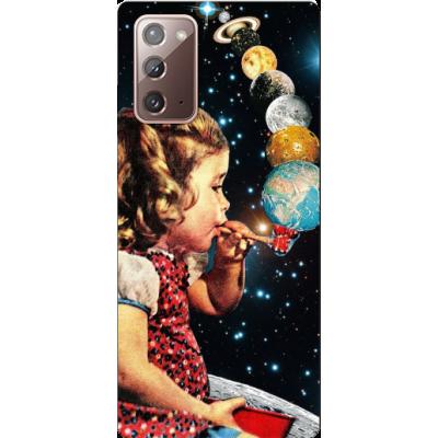 Husa Samsung Galaxy GALAXY BUBBLES