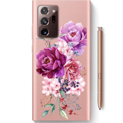 Husa Samsung Galaxy BEAUTIFUL FLOWERS BOUQUET