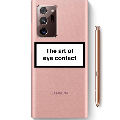 Husa Samsung Galaxy EYE CONTACT