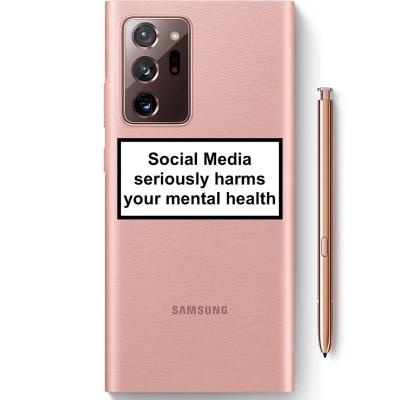 Husa Samsung Galaxy SOCIAL MEDIA