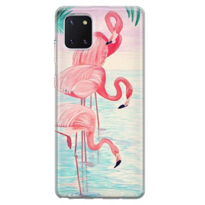 Husa Samsung Galaxy FLAMINGO FAMILY