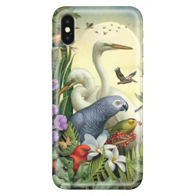 Husa iPhone BIRDS