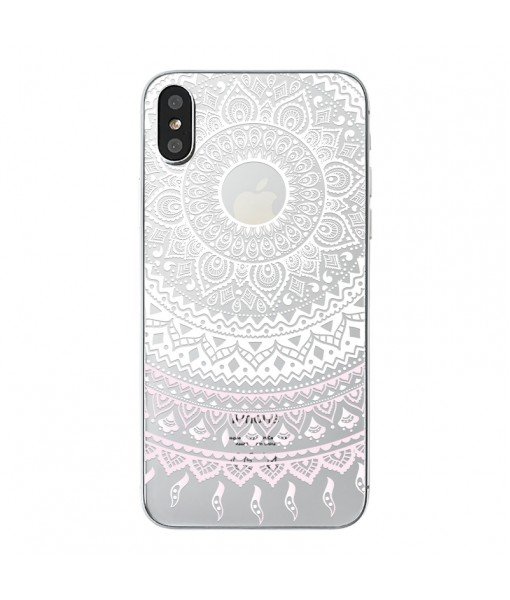 Husa iPhone HENNA WHITE SUN