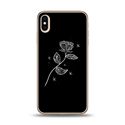 Husa iPhone LONELY ROSE