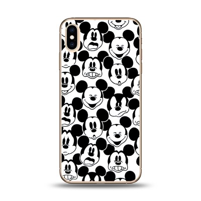 Husa iPhone Xs MAX Silicon Premium MICKEY MOUSE MADNESS