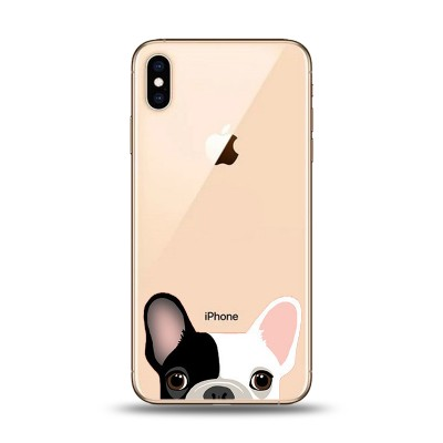 Husa iPhone SPOTTED FRENCHIE