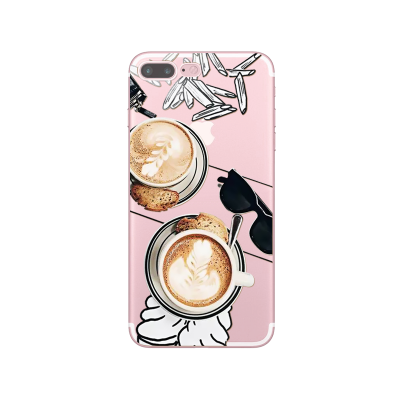 Husa iPhone CAPPUCCINO LOVER