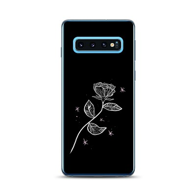 Husa Samsung Galaxy LONELY ROSE