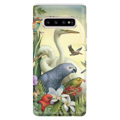 Husa Samsung Galaxy BIRDS