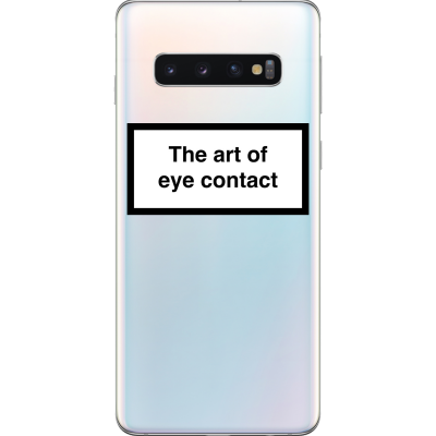 Husa Samsung Galaxy EYE CONTACT
