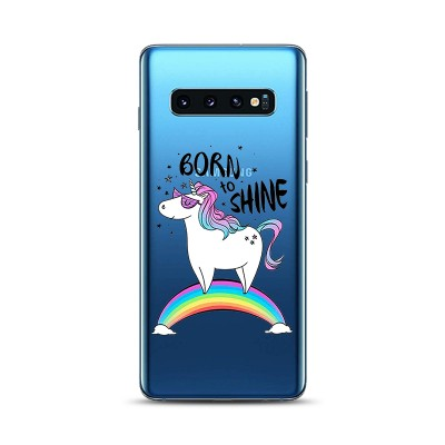 Husa Samsung Galaxy BORN TO SHINE