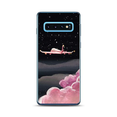 Husa Samsung Galaxy S10 Plus Silicon Premium FLY AWAY