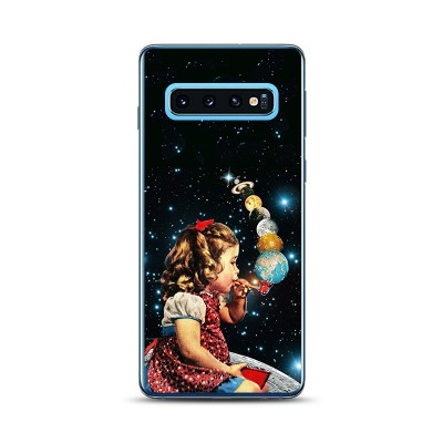 Husa Samsung Galaxy S10 Plus Silicon Premium GALAXY BUBBLES