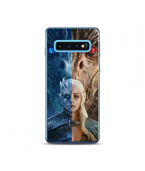 Husa Samsung Galaxy S10 Plus Silicon Premium GAME OF THRONES