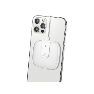 Incarcator Premium Wireless 15w Usams Pentru Telefoane Cu Incarcare Wireless - Alb