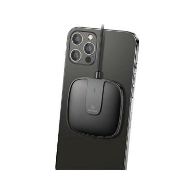 Incarcator Premium Wireless 15w Usams Pentru Telefoane Cu Incarcare Wireless - Negru