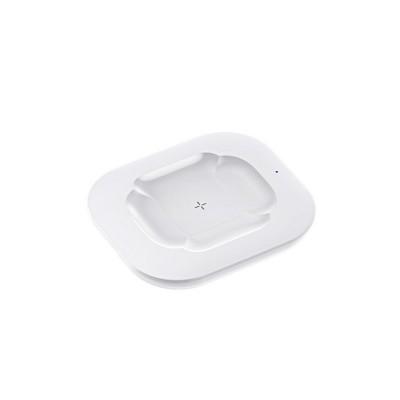 Incarcator Wireless Remax Compatibil Cu Castile Airpods Si Telefoane 10w, Alb