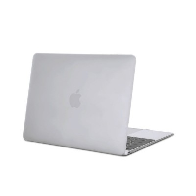Husa Carcasa Tech-protect Smartshell Macbook 12 Inch ,transparenta Matte