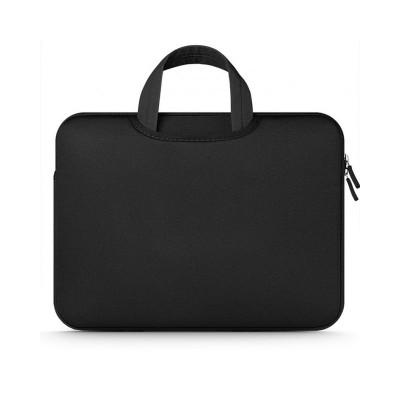 Husa Geanta Tech Protect Airbag Compatibila Cu Laptop 11 - 12 Inch ,Negru
