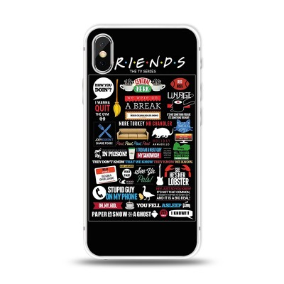 Husa iPhone FRIENDS