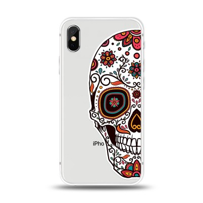 Husa iPhone MEXICAN SKULL