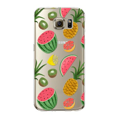 "Husa Samsung Galaxy S6 Edge Plus ""FRESH FRUITS"""