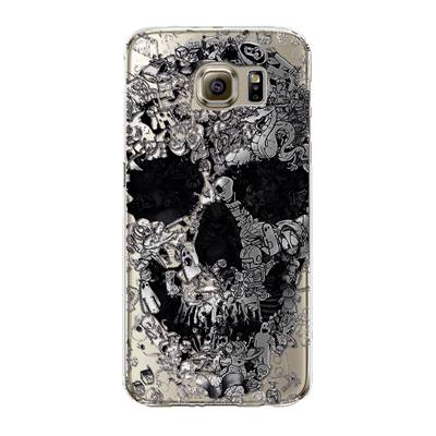 "Husa Samsung Galaxy S6 Edge Plus ""URBAN SKULL"""