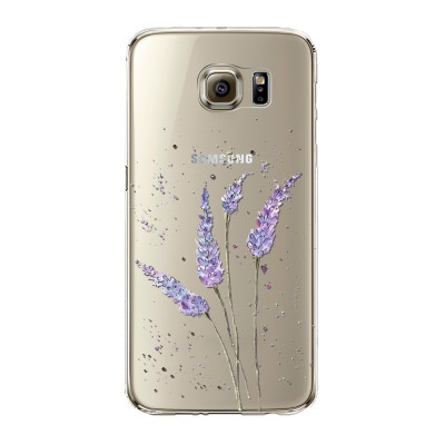 "Husa Samsung Galaxy S6 Edge ""LAVENDER FEELINGS"""