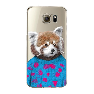 "Husa Samsung Galaxy S6 Edge ""FANCY SWEATER"""