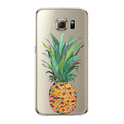 "Husa Samsung Galaxy S6  ""BIG PINEAPPLE"""