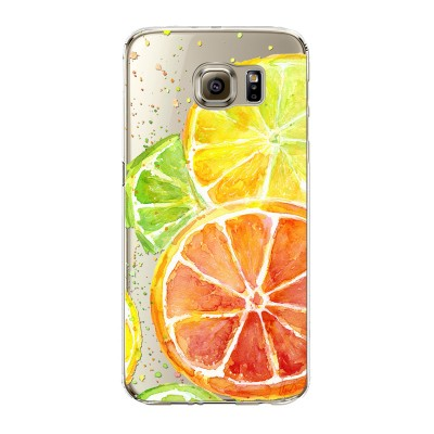 "Husa Samsung Galaxy S6  ""CITRUS FAMILY"""