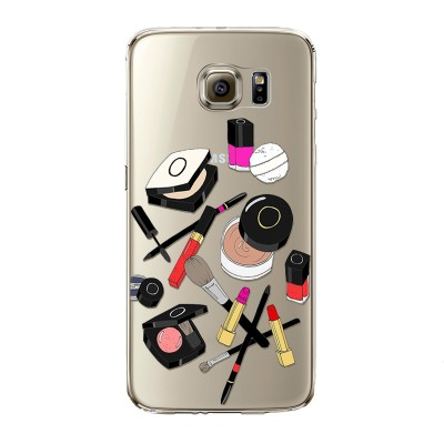 "Husa Samsung Galaxy S6  ""MAKEUP PRODUCTS"""