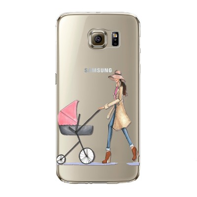 "Husa Samsung Galaxy S7 ""CHIC MOMMY"""