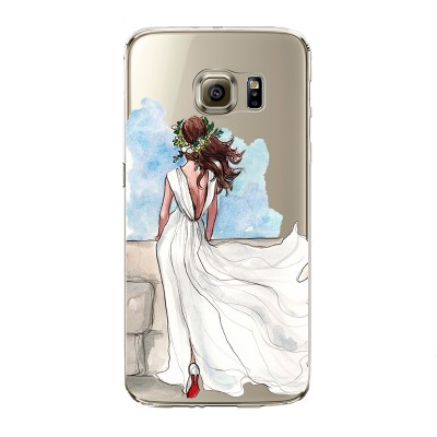 "Husa Samsung Galaxy S6 Edge ""SUMMERTIME SADNESS"""