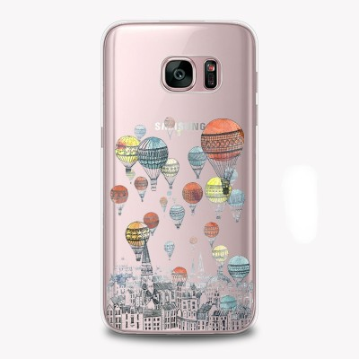 "Husa Samsung Galaxy S7 Edge ""AROUND THE WORLD"""