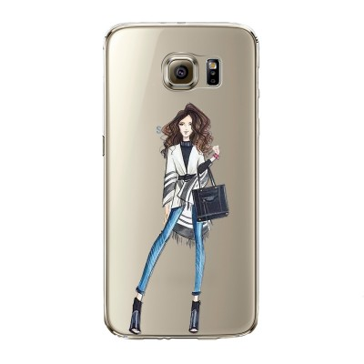 "Husa Samsung Galaxy S7 Edge ""CARDIGAN LOVE"""