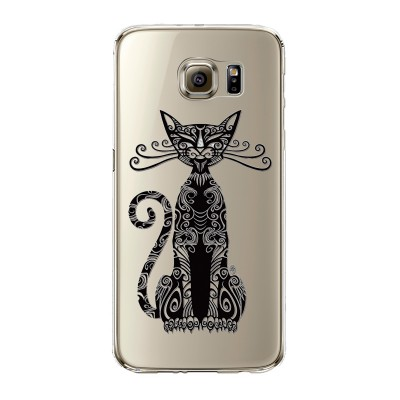 "Husa Samsung Galaxy S7 Edge ""EGYPTIAN CAT"""