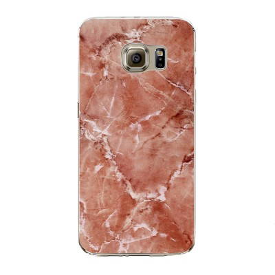 "Husa Samsung Galaxy S7 ""RED MARBLE"""