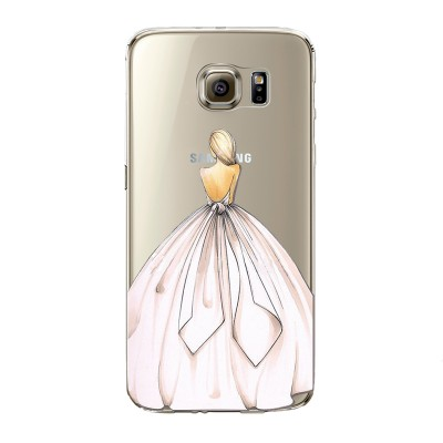 "Husa Samsung Galaxy S7 ""BUTTERFLY DRESS"""
