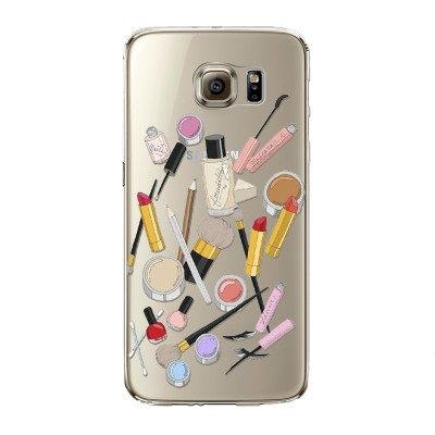 "Husa Samsung Galaxy S7 ""MAKEUP MESS"""